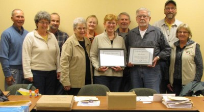 Foundation Thanks Two Charter Board Members