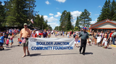 Happy Independence Day Boulder Junction!