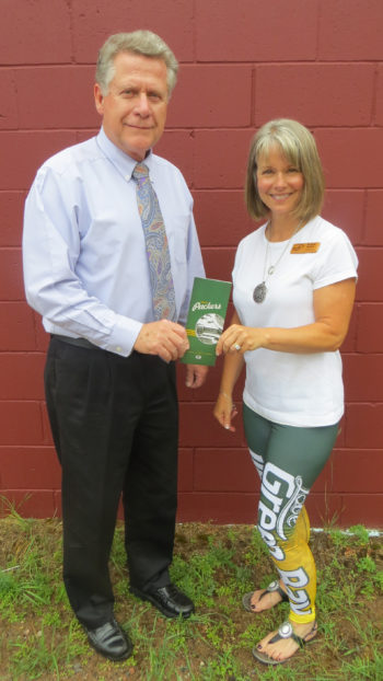 Packer Tickets Donated for Raffle Prize