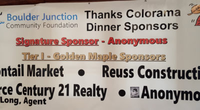 Thank You Colorama Dinner Sponsors, In-Kind Donors, Door Prize Donors, BJ Organizations, and Volunteers!