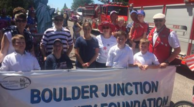 Boulder Junction 4th of July Parade