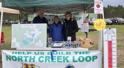 Foundation Awards Grant to the North Creek Loop Trail Project